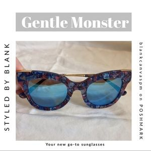 d5cf303b86e4 Authentic Gentle Monster Chi Chi Sunnies